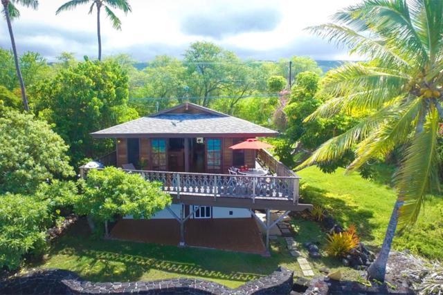77-6586-A Alii Dr, Kailua-Kona, HI 96740 (MLS #620334) :: Elite Pacific Properties