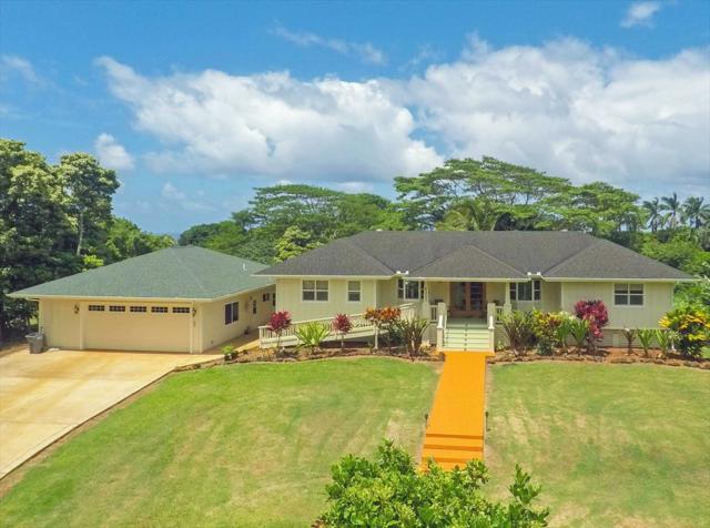 4321 Kapuna Rd, Kilauea, HI 96754 (MLS #620509) :: Elite Pacific Properties
