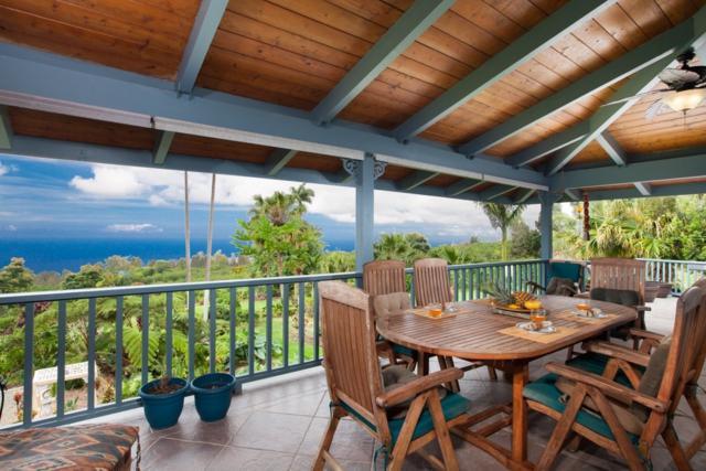 75-1115 Kamalani St, Holualoa, HI 96725 (MLS #620732) :: Elite Pacific Properties