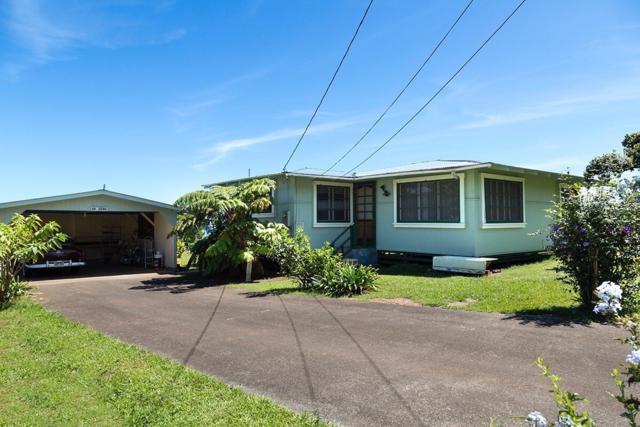 45-3290 Ohai St, Honokaa, HI 96727 (MLS #621003) :: Elite Pacific Properties