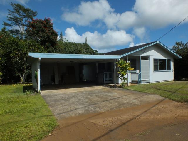 6390 Ahele Dr, Kapaa, HI 96746 (MLS #621318) :: Elite Pacific Properties