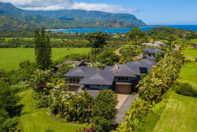 4951 Hanalei Plantation Rd, Hanalei, HI 96714 (MLS #621404) :: Elite Pacific Properties