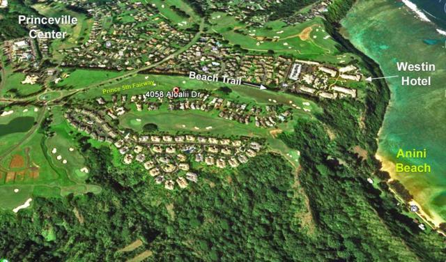 4058 Aloalii Dr, Princeville, HI 96722 (MLS #621427) :: Kauai Exclusive Realty