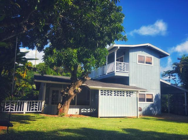 1720-B Kaehulua Pl, Kapaa, HI 96746 (MLS #621987) :: Kauai Real Estate Group