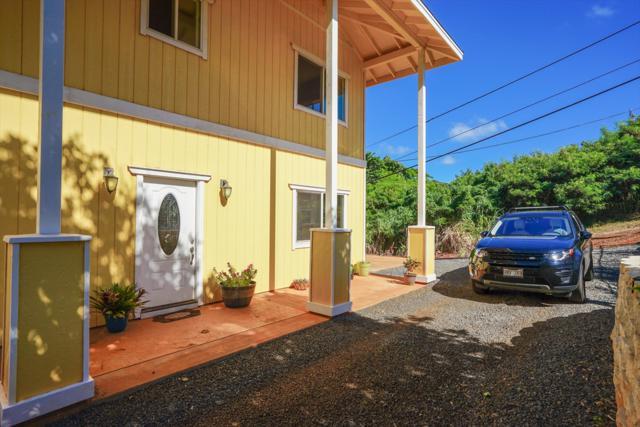 4988 Hauaala Rd #2, Kapaa, HI 96746 (MLS #622293) :: Aloha Kona Realty, Inc.