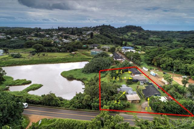 3614 Kaumualii Hwy, Lawai, HI 96765 (MLS #622404) :: Kauai Exclusive Realty