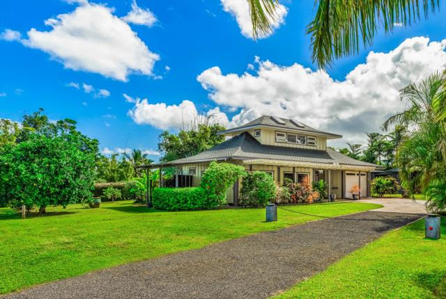 4235 N Waiakalua Road, Kilauea, HI 96754 (MLS #622880) :: Elite Pacific Properties