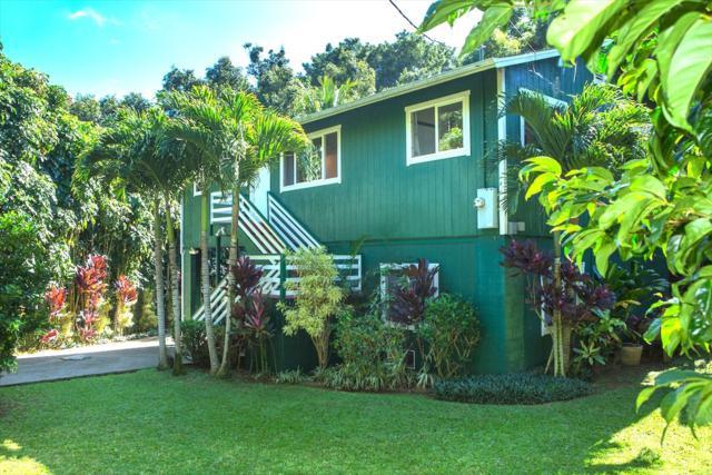 3086 Lauoho Rd, Kalaheo, HI 96741 (MLS #623542) :: Kauai Real Estate Group