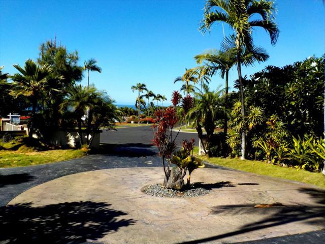78-6957 Kiaaina St, Kailua-Kona, HI 96740 (MLS #623712) :: Elite Pacific Properties