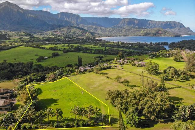 4901 Hanalei Plantation Rd, Princeville, HI 96722 (MLS #623882) :: Kauai Exclusive Realty