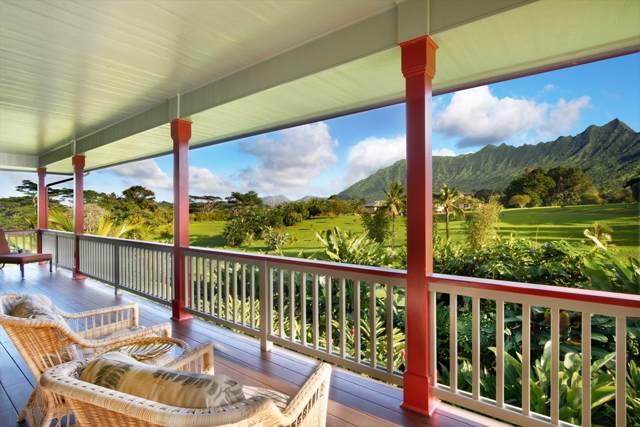 6050 Halaulani Pl, Kilauea, HI 96754 (MLS #624135) :: Kauai Exclusive Realty