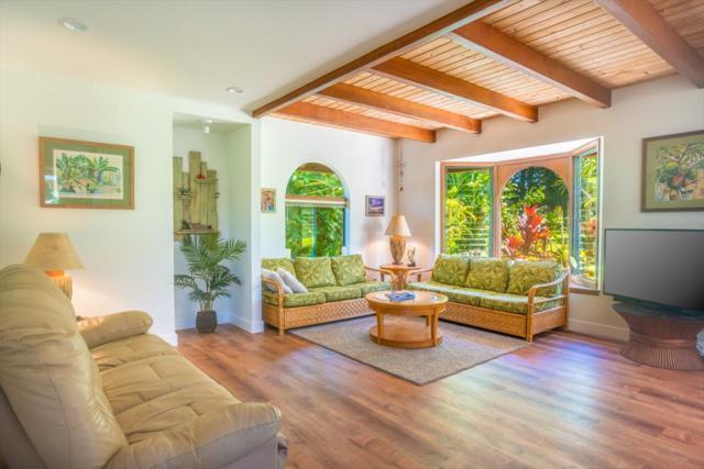 4161 Kamalani Ln, Princeville, HI 96722 (MLS #624282) :: Elite Pacific Properties