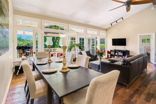 4613 Wainiha Power Hse Rd, Hanalei, HI 96714 (MLS #624367) :: Elite Pacific Properties