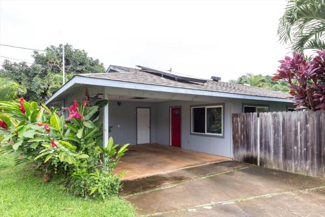 376 Eggerking Rd, Kapaa, HI 96746 (MLS #624552) :: Oceanfront Sotheby's International Realty