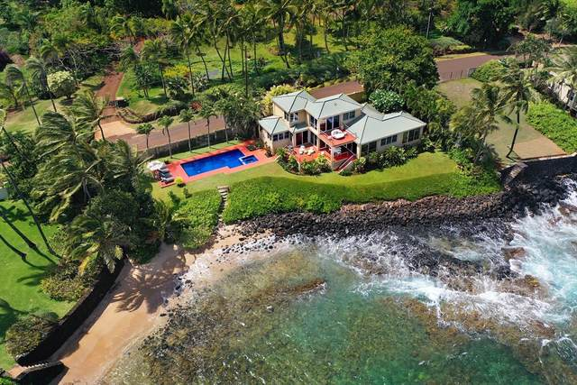 4432 Lawai Beach Rd, Koloa, HI 96756 (MLS #624586) :: Elite Pacific Properties