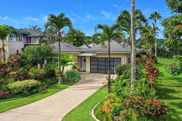 3982 Aloalii Dr, Princeville, HI 96722 (MLS #624734) :: Elite Pacific Properties