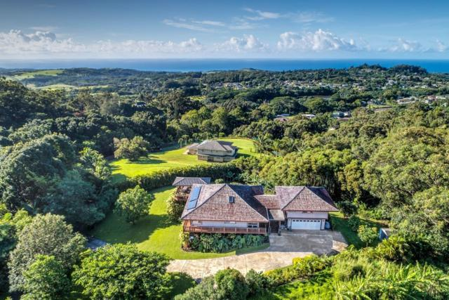 4610 Uha Rd, Lawai, HI 96765 (MLS #624884) :: Elite Pacific Properties