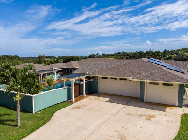 1661 Huli Rd, Kilauea, HI 96754 (MLS #625271) :: Kauai Exclusive Realty