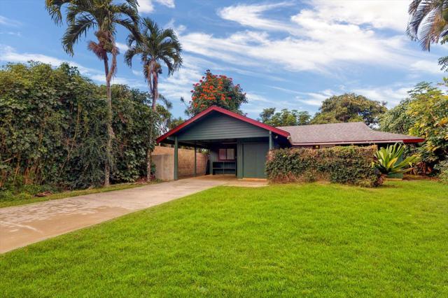 2390 Kamalii St, Kilauea, HI 96754 (MLS #625506) :: Elite Pacific Properties