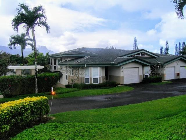 4141 Lei O Papa Rd, Princeville, HI 96722 (MLS #625511) :: Oceanfront Sotheby's International Realty