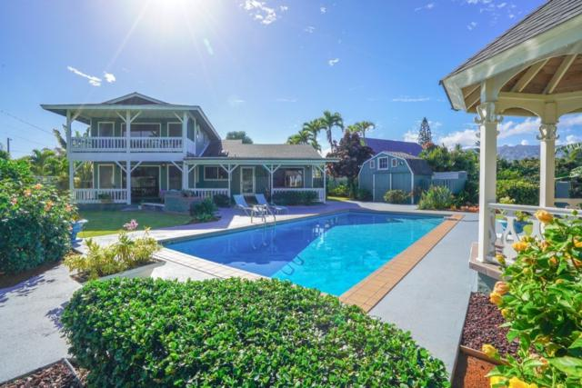 5672 Kei Pl, Kapaa, HI 96746 (MLS #625528) :: Elite Pacific Properties