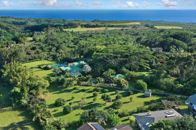3527 Papalina Rd, Kalaheo, HI 96741 (MLS #625644) :: Elite Pacific Properties