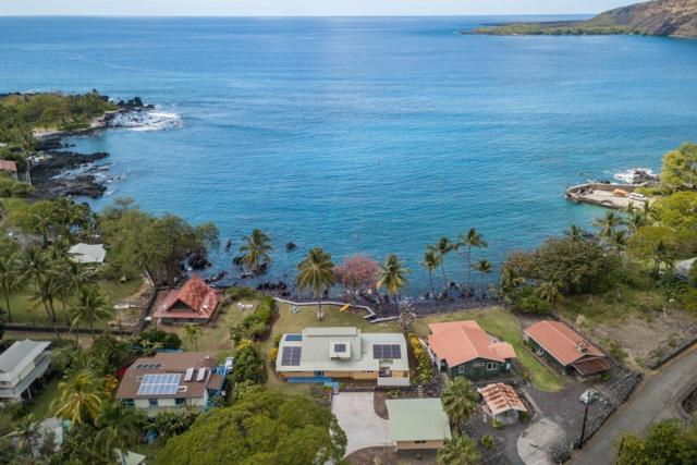 82-6305 Puuhonua Rd, Captain Cook, HI 96704 (MLS #625807) :: Elite Pacific Properties