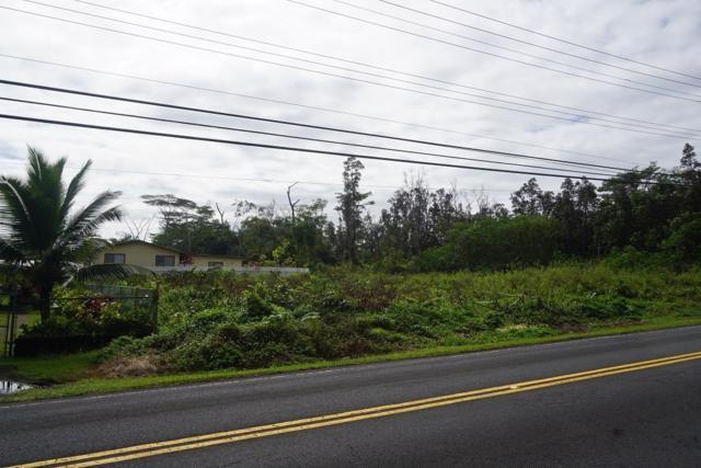 S Kahakai Blvd, Pahoa, HI 96778 (MLS #625809) :: Elite Pacific Properties