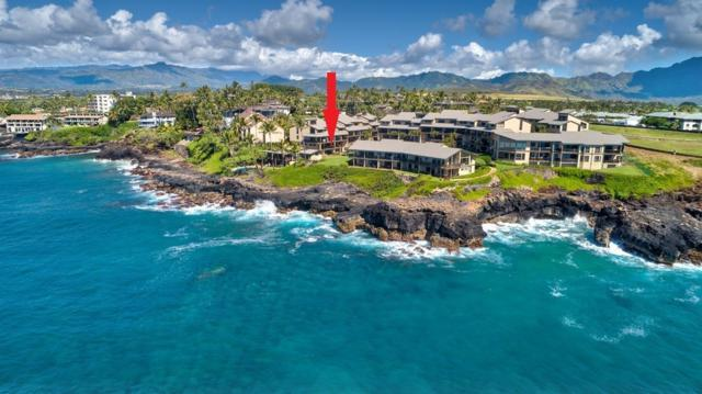 1661 Pee Rd, Koloa, HI 96756 (MLS #625892) :: Aloha Kona Realty, Inc.