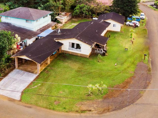 6393 Ahele Dr, Kapaa, HI 96746 (MLS #625994) :: Elite Pacific Properties