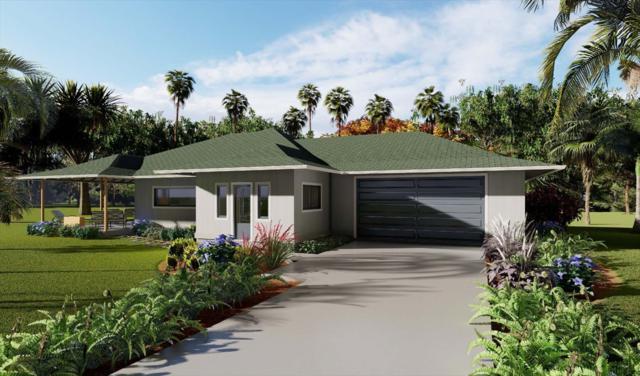 7169 Aina Pono St, Kapaa, HI 96746 (MLS #626214) :: Elite Pacific Properties