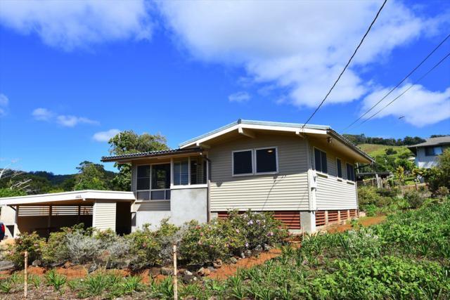 4867-F Puuwai Rd, Kalaheo, HI 96741 (MLS #626309) :: Elite Pacific Properties