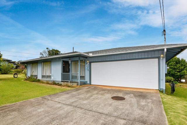 2527 Puu Rd, Kalaheo, HI 96741 (MLS #626632) :: Kauai Exclusive Realty