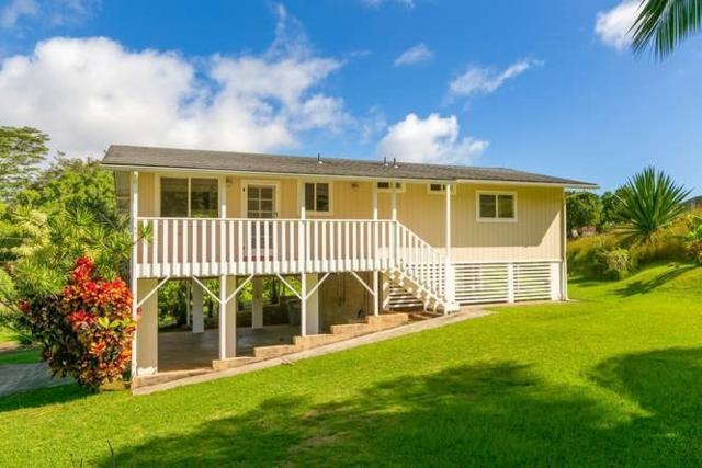 4801 Lae Rd, Kalaheo, HI 96741 (MLS #626919) :: Elite Pacific Properties