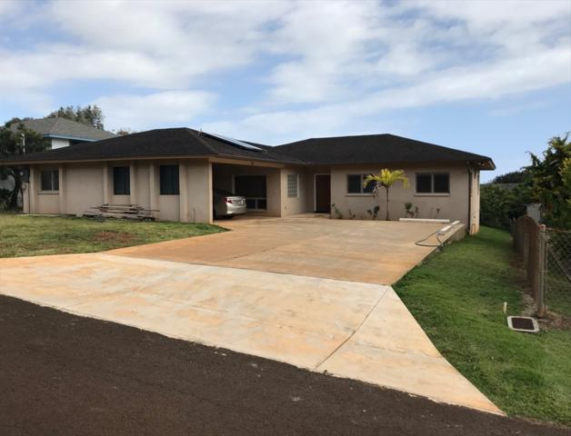 3741 Lohe Road, Kalaheo, HI 96741 (MLS #626940) :: Elite Pacific Properties