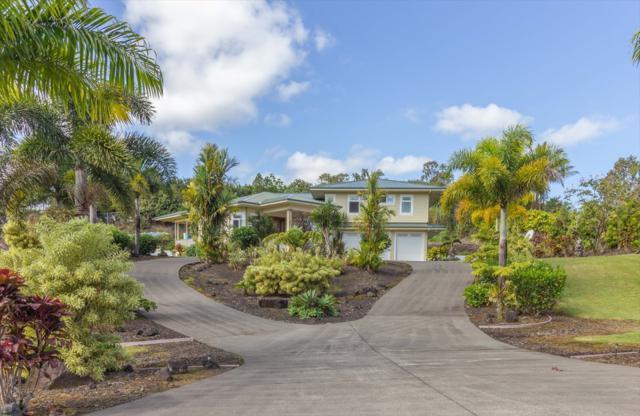 17-552 Paahana St, Keaau, HI 96749 (MLS #627378) :: Elite Pacific Properties