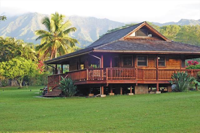 6468 Kipapa Road, Kapaa, HI 96746 (MLS #627512) :: Kauai Exclusive Realty