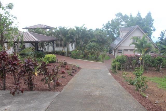 44-2249 Kaapahu Rd, Honokaa, HI 96727 (MLS #628133) :: Aloha Kona Realty, Inc.