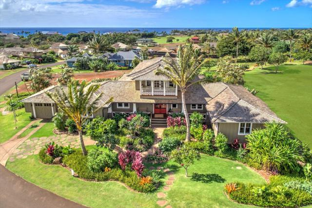 5105 Lau Nahele St, Koloa, HI 96756 (MLS #628187) :: Elite Pacific Properties