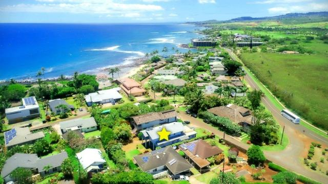 5180 Hoona Rd, Koloa, HI 96756 (MLS #628222) :: Kauai Exclusive Realty