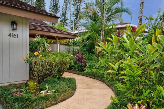 4161 Kamalani Ln, Princeville, HI 96722 (MLS #628394) :: Kauai Exclusive Realty