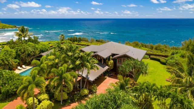 5450 Kalalea View Drive, Anahola, HI 96703 (MLS #628398) :: Elite Pacific Properties