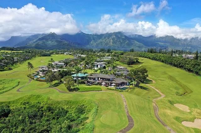 3941 Aloalii Dr, Princeville, HI 96722 (MLS #628557) :: Elite Pacific Properties