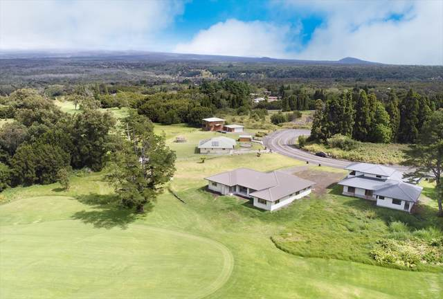 99-323 Maunaleo Pl, Volcano, HI 96718 (MLS #628584) :: Elite Pacific Properties