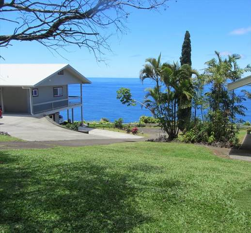Old Mamalahoa Hwy, Laupahoehoe, HI 96764 (MLS #628724) :: Song Team | LUVA Real Estate