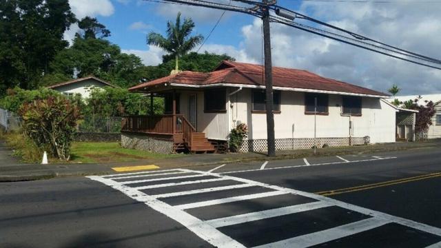 1004 Kinoole St, Hilo, HI 96720 (MLS #629044) :: Aloha Kona Realty, Inc.