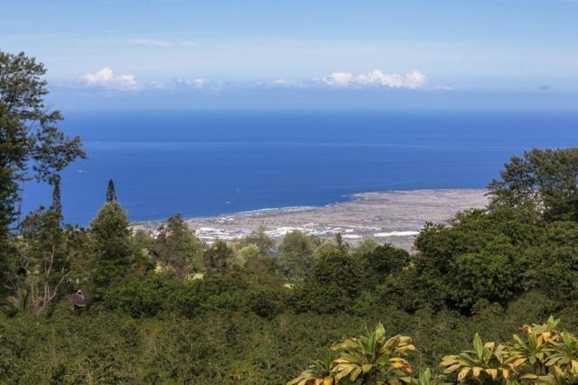 75-1186 Keopu Mauka Drive, Holualoa, HI 96725 (MLS #629191) :: Elite Pacific Properties