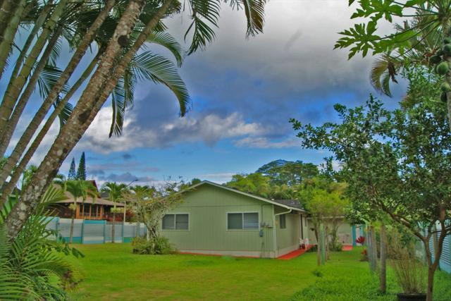 6641 Alahele St, Kapaa, HI 96746 (MLS #629329) :: Song Real Estate Team/Keller Williams Realty Kauai