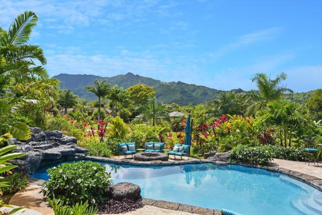 1760-A Makaleha Pl, Kapaa, HI 96746 (MLS #629438) :: Song Real Estate Team/Keller Williams Realty Kauai