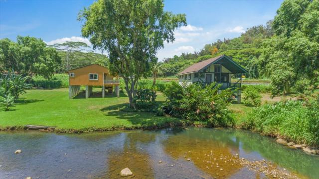 4-4284 Kuhio Hwy, Anahola, HI 96703 (MLS #629473) :: Kauai Exclusive Realty